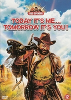 Bud Spencer DVD - Today It's Me... Tomorrow It's You!