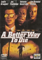 Actie DVD - A Better Way To Die