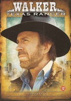 TV serie DVD - Walker Texas Ranger Seizoen 1