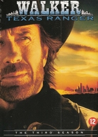 TV serie DVD - Walker Texas Ranger Seizoen 3