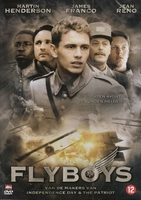 DVD oorlogsfilms - Flyboys