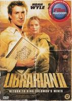Avontuur DVD - Librarian 2