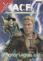 Jeugd Tv-serie DVD - Ace Lightning 1-7