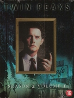 DVD TV series - Twin Peaks Seizoen 2 Vol. 1