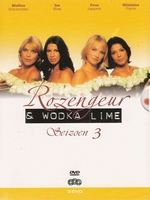 DVD TV series - Rozengeur & Wodka Lime Seizoen 3