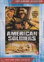DVD oorlogsfilms - American Soldiers