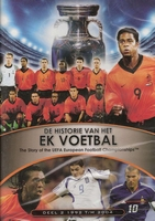 Voetbal DVD - De Historie van het EK Voetbal deel 2