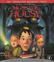 Blu-ray - Monster House