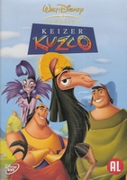 Disney DVD - Keizer Kuzco