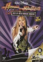 Disney DVD - Hannah Montana and Miles Cyrus