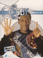 DVD TV series - The Cosby Show seizoen 6