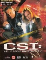 TV serie DVD - CSI Seizoen 3.2