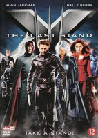 SF Actie DVD -  X-Men 3 The Last Stand