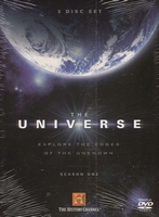 The History Channel - The Universe (3 DVD)