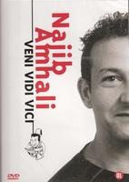 DVD Najib Amhali - Veni Vidi Vici