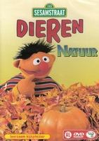 DVD Sesamstraat - Dieren en Natuur