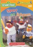 DVD Sesamstraat - Sport en Lichaam