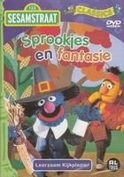 DVD Sesamstraat - Sprookjes en Fantasie