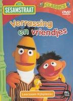 DVD Sesamstraat - Verrassing en Vriendjes