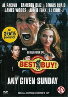 DVD Actie - Any given sunday