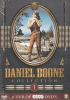 TV serie DVD - Daniel Boone Collection 1 (4 DVD)