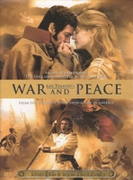 TV serie DVD - War and Peace (4 DVD)