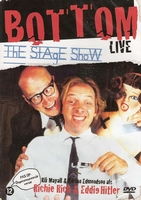 TV serie DVD - Bottom Live The Stage Show