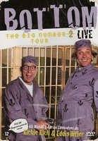 TV serie DVD - Bottom Live The big number 2 Tour