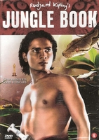 Avontuur DVD - Jungle book