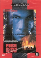 Actie DVD - Fire Down Below