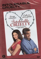 Comedy DVD - Intolerable Cruelty