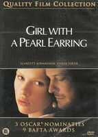 Drama DVD - Girl With a Pearl Earring