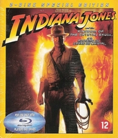 Blu-ray - Indiana Jones and the Kingdom of the Crystal Skull