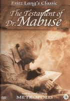 Filmhuis DVD - The testament of Dr. Mabuse