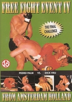 Vechtsport DVD Free fight event IV