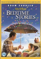 Disney DVD - Bedtime Stories