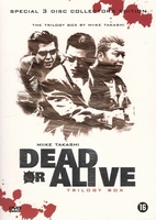 DVD Box - Miike Takashi - Dead or Alive (3 DVD)