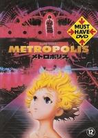 Anime DVD - Metropolis