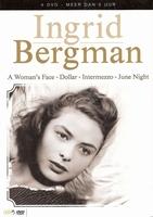 DVD Box - Ingrid Bergman (4 DVD)