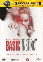 Erotische Thriller DVD - Basic Instinct