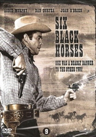 Western DVD - Six Black Horses