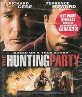 Actie Blu-ray - The Hunting Party