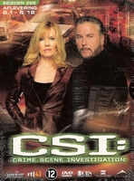 TV serie DVD - CSI seizoen 6 deel 1
