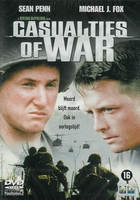 DVD oorlogsfilms - Casualties of war