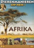 TV serie DVD - Dierenmanieren op Reis 1 - Afrika