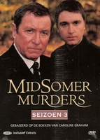 DVD TV series - Midsomer Murders seizoen 3 (4 DVD)