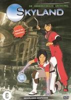Anime DVD - Skyland - De Onbereikbare Archipel