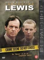 TV serie DVD - Inspector Lewis seizoen 1 (4 DVD)