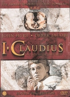 TV serie DVD - I Claudius (2 DVD)