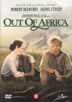 Romantiek DVD - Out of Africa